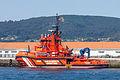 Salvamento marítimo. Embarcación. Marín. Galiza.jpg