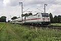 Salzbergen DB 146 554 als IC 2205 naar Koblenz (28383474470).jpg