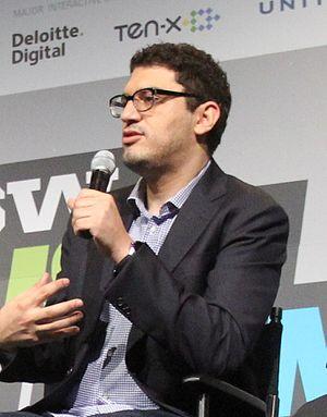 Sam Esmail - Sam Esmail at SXSW 2016