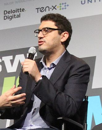 Sam Esmail - Sam Esmail at SXSW 2016