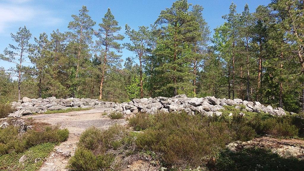 Sammallahdenmäki grafveld uit de bronstijd