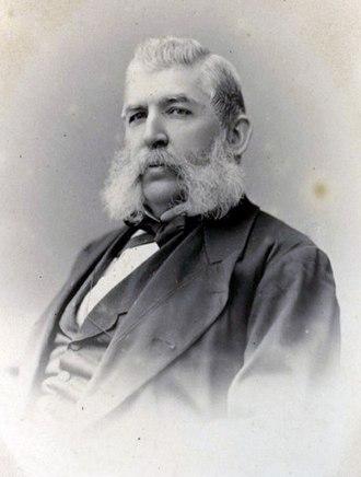 Samuel Laws - Samuel Laws as president of the University of Missouri