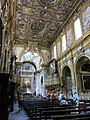 San Gregorio Armeno - interior (Naples) (18938189774).jpg
