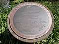 San Mateo Co. Parks & Rec Foundation Founders Circle plaque, RC.JPG