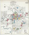 Sanborn Fire Insurance Map from Muncie, Delaware County, Indiana. LOC sanborn02433 005-1.jpg