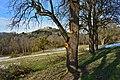 Sankt Georgen am Laengsee Taggenbrunn Burgruine und Weingut 12012015 168.jpg