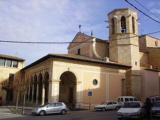 Sant Sadurní d'Anoia - Church