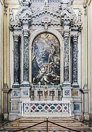 Santa Giustina (Padua) - Chapel of St. Placidus