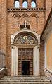 Santa Maria in ara Coeli entrance, Capitole, Rome, Italy.jpg