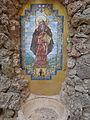 Santuari de St Magí de la Brufaganya - Pontils - 06 Font.JPG