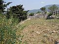 Santuario di Monte Sant'Angelo. Campo trincerato - Triportico braccio ovest 4.JPG