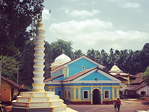 Saptakoteshwar Temple in Goa