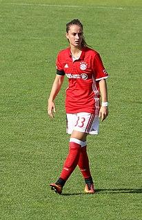 Sara Däbritz German professional footballer