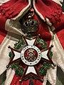 Sash badge Order St Charles Monaco AEAColl.jpg