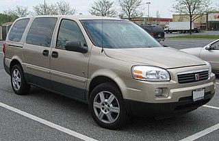 General Motors U platform Motor vehicle platform