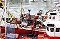 Scènes de retour de pêche - Des marins-pêcheurs sur leur chalutier (12).jpg