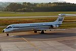 "Scandinavian Airlines - SAS McDonnell Douglas DC-9-41 LN-RLA ""Are Viking"" (29686242364).jpg"