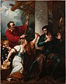 "Scene from Ariosto's ""Orlando Furioso""-The Damsel and Orlando.jpg"