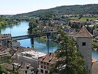 Schaffhausen vom Munot Eisenbahnbrücke 3.jpg