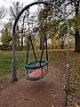 Schaukel für 2 Kinder in Maintal Dörnigheim.jpg