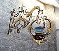 Schild Blaue Ente.JPG