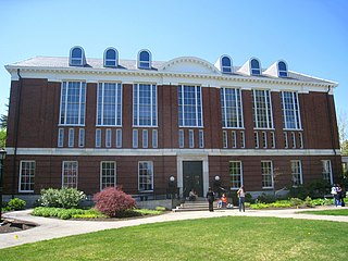 Schlesinger Library research library at the Radcliffe Institute for Advanced Study, Harvard University