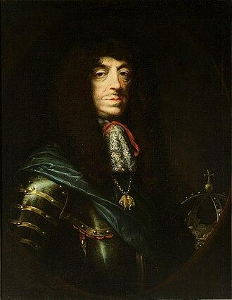 Daniel Schultz - Image: Schultz John Casimir Vasa