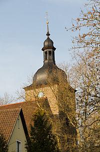Schweinfurt Oberndorf, Kreuzkirche-005.jpg