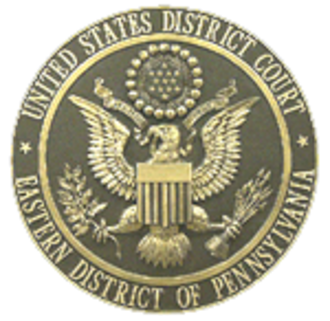 United States District Court for the Eastern District of Pennsylvania - Image: Seal of the U.S. District Court for the Eastern District of Pennsylvania