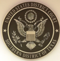 Seal of the United States District Court of the Southern District of Texas.png