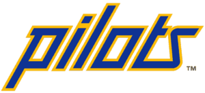 Seattle Pilots - The wordmarks for the Seattle Pilots