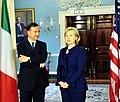 Secretary Clinton Meets With Italian Foreign Minister (3582897389).jpg