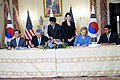 Secretary Clinton and Korean Foreign Minister Kim Sung-Hwan Participate in a Signing Ceremony (5867619117).jpg