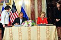 Secretary Clinton and Russian Foreign Minister Lavrov Participate in a Signing Ceremony (5935116692).jpg