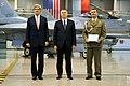 Secretary Kerry, Polish Defense Minister Siemoniak Recognize Polish Lieutenant Colonel Bagan (10693159093).jpg