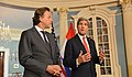 Secretary Kerry Delivers Remarks With Dutch Foreign Minister Bert Koenders (17134920258).jpg