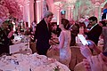 Secretary Kerry Greets and Offers Apologies to a Bride Whose Wedding Party Was Inconvenienced By The Talks At the Beau Rivage Palace Hotel in Lausanne (30348606345).jpg