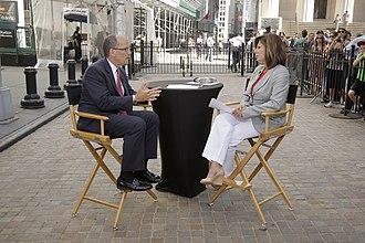 On the Money (2013 TV program) - Maria Bartiromo interviewing Labor Secretary Tom Perez in 2013