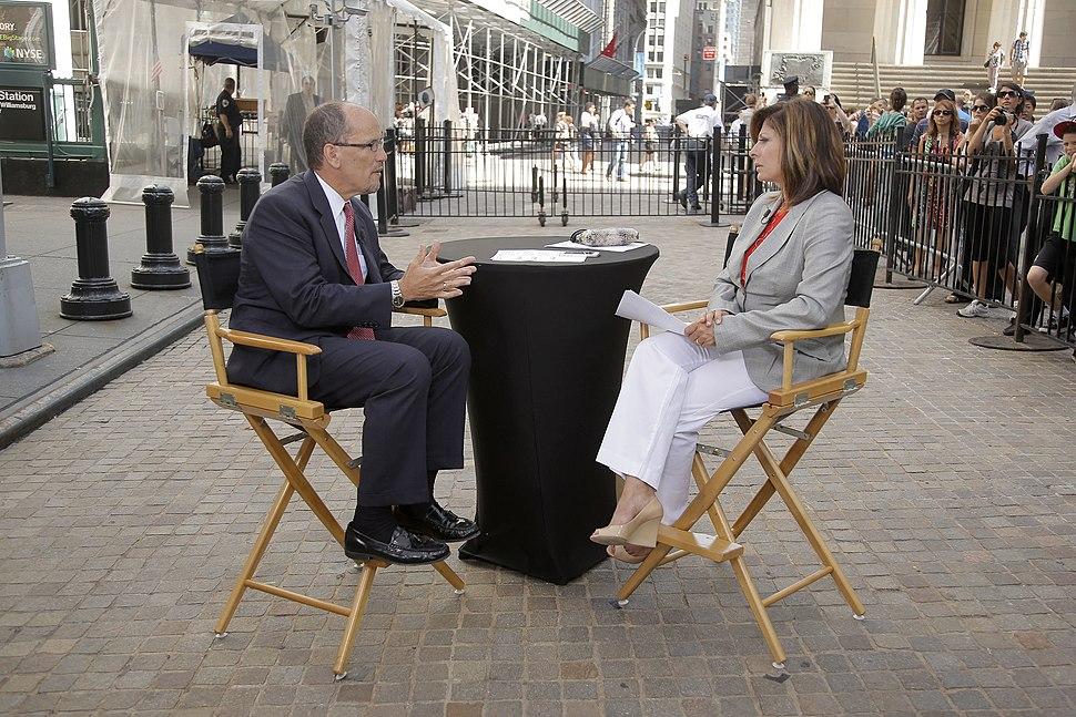 Secretary of Labor CNBC Interview (9578604382)