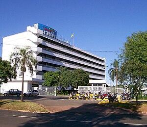 CPFL Energia - CPFL Headquarters in Campinas, Brazil.