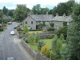 Sedgwick, Cumbria - Image: Sedgwick village geograph.org.uk 503249