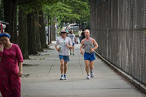 Self-Transcendence 3100 Mile Race - Image: Self Transcendence 3100 Mile Race 2012