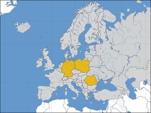 Selgros - Selgros activities in Europe
