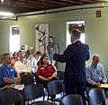 Sen. Grassley at Des Moines Tweetup (3459839834).jpg
