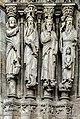 Senlis, Portail de la Vierge, groupe de gauche.jpg