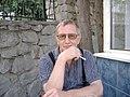 Sergei Alexandrovsky, Russian poet and translator. 2010, Alupka.jpg