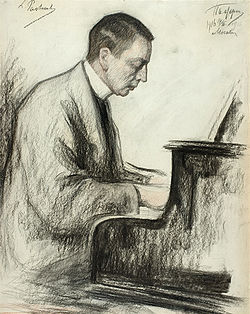 Image illustrative de l'article Préludes de Rachmaninov