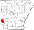 Sevier County Arkansas.png