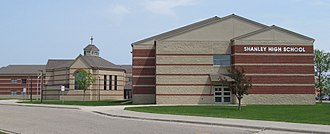 Roman Catholic Diocese of Fargo - Shanley High School, Fargo
