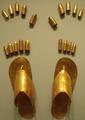 SheetGoldFeetAndFingerCoverings-FromTombOf3MinorWivesOfThutmoseIII MetropolitanMuseumOfArt.png